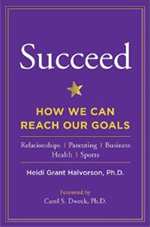 Succeed: How We Can All Reach Our Goals