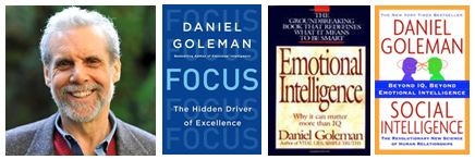 Daniel Goleman PhD Author
