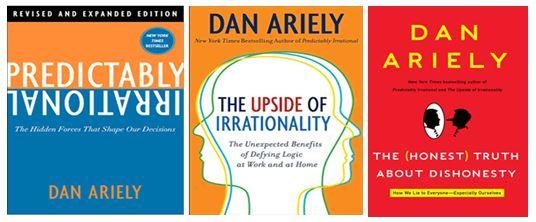 Dan_Ariely_books