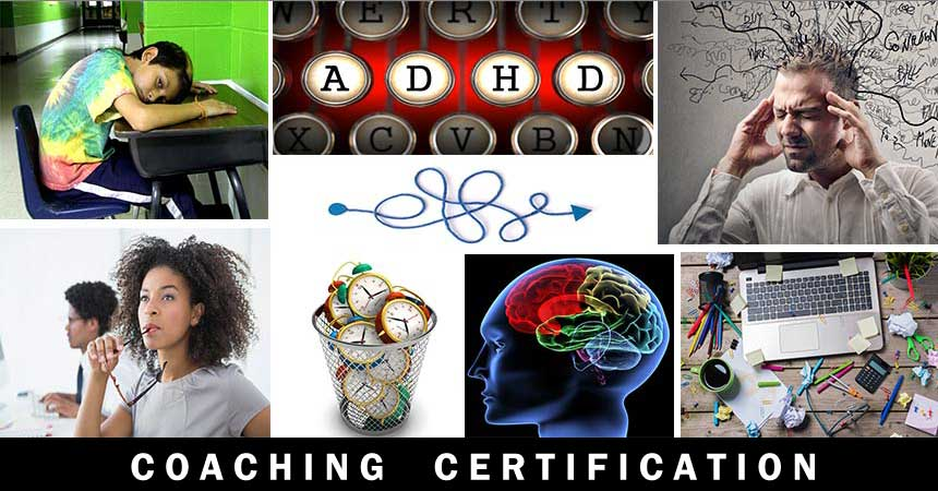 ADHD Coaching Certification